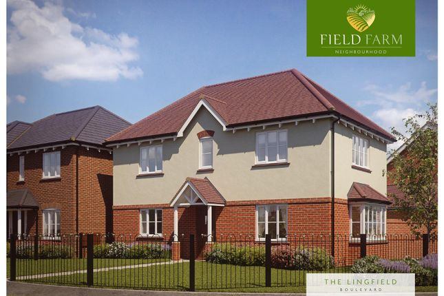 Thumbnail Detached house for sale in Field Farm, Ilkeston Road, Stapleford