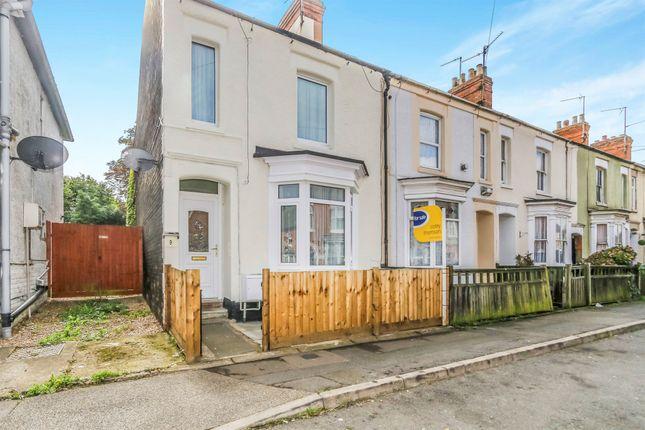 Thumbnail End terrace house for sale in Pratt Road, Rushden