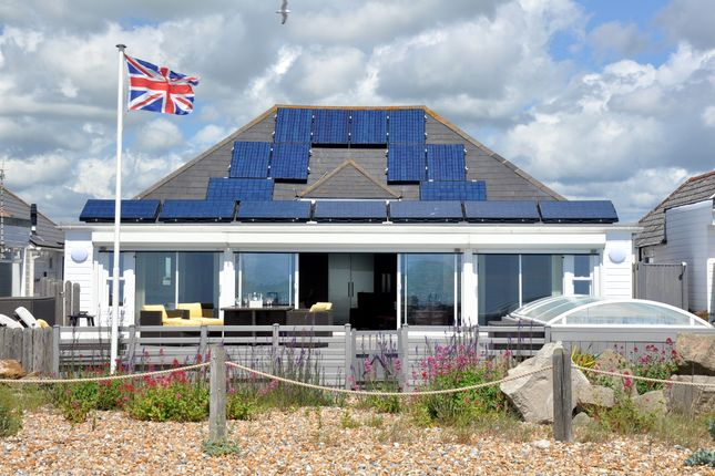 Thumbnail Detached house for sale in Coast Road, Pevensey Bay