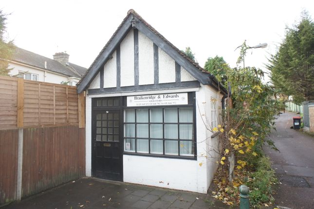 Thumbnail Office for sale in Churchill Road, East Barnet