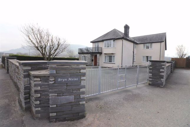 Thumbnail Property for sale in Llanbrynmair, Powys