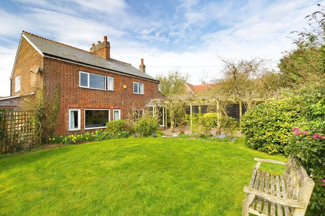 Thumbnail Detached house for sale in High Street, Offley, Hitchin, Hertfordshire