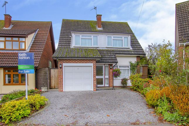 Detached house for sale in Plovers Mead, Wyatts Green, Brentwood