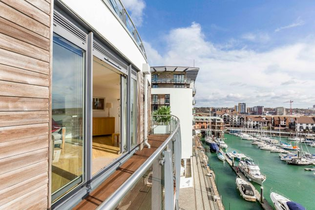 Thumbnail Flat To Rent In Channel Way Ocean Village Southampton