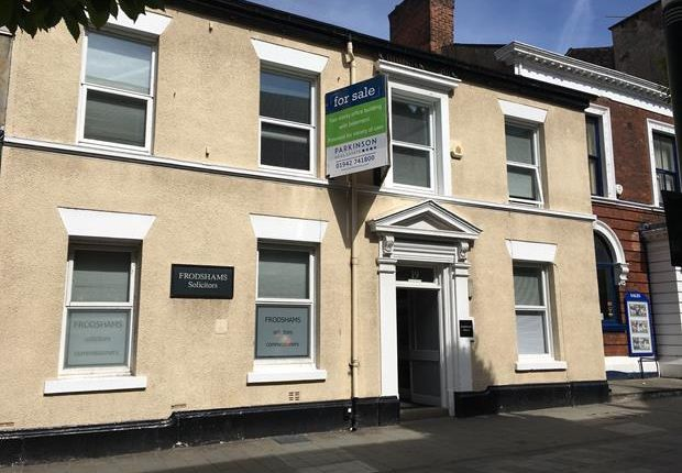 Thumbnail Office for sale in 17-19 Hardshaw Street, St. Helens, Merseyside