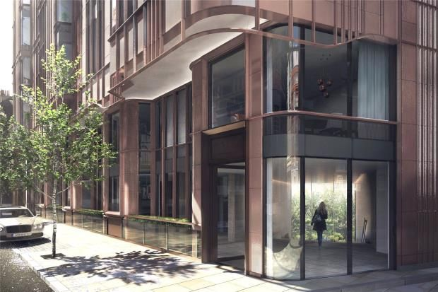 Thumbnail Flat for sale in The Mansion, 9 Marylebone Lane