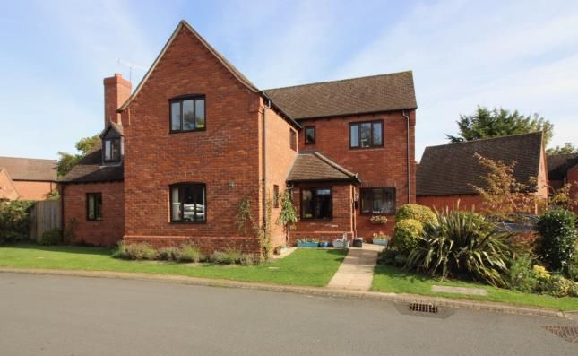 Thumbnail Detached house for sale in St. Michaels Close, South Littleton, Evesham, Worcestershire