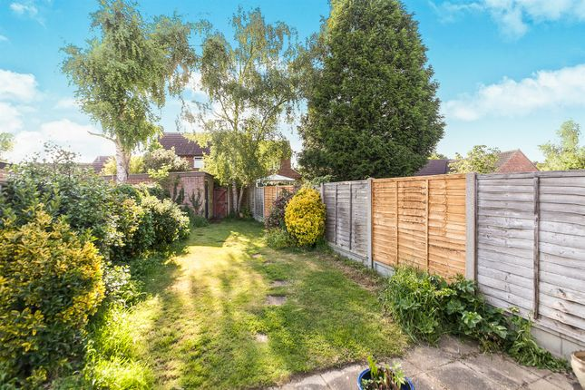 Thumbnail Terraced house for sale in Roach Vale, Colchester