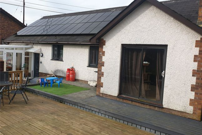 Thumbnail Bungalow for sale in Capel Bangor, Aberystwyth, Ceredigion