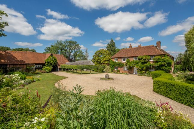 Thumbnail Detached house for sale in Ashford Hill, Kingsclere, Hampshire