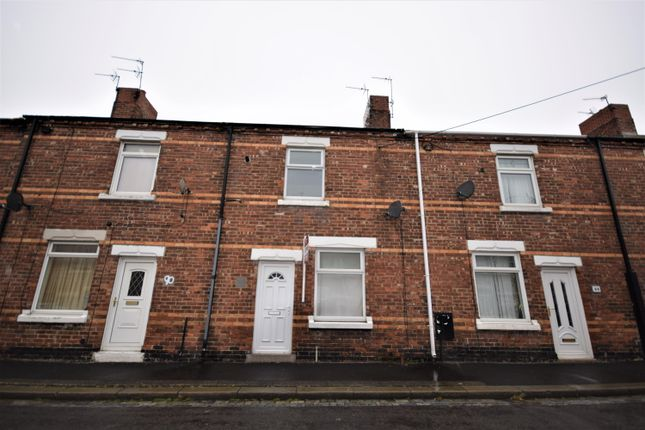 Thumbnail Terraced house for sale in Seventh Street, Horden, County Durham