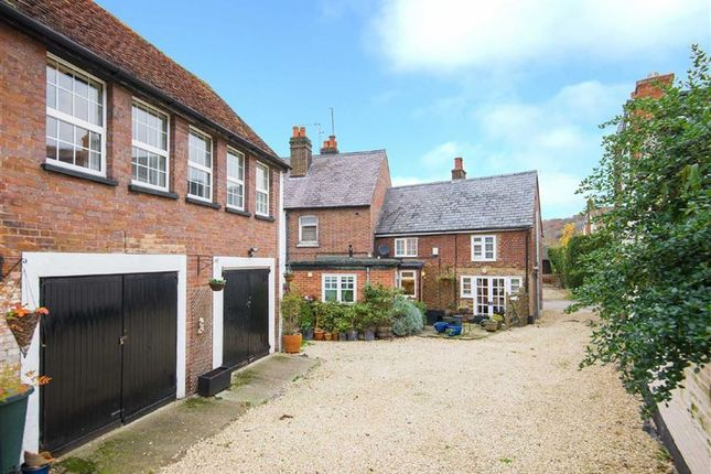 Thumbnail End terrace house for sale in Malting Lane, Aldbury, Tring