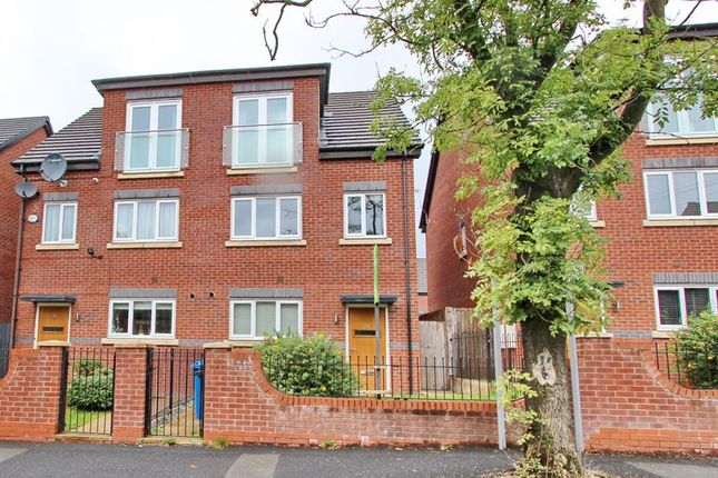 4 bed semi-detached house for sale in Kingswood Road, Prestwich, Manchester M25