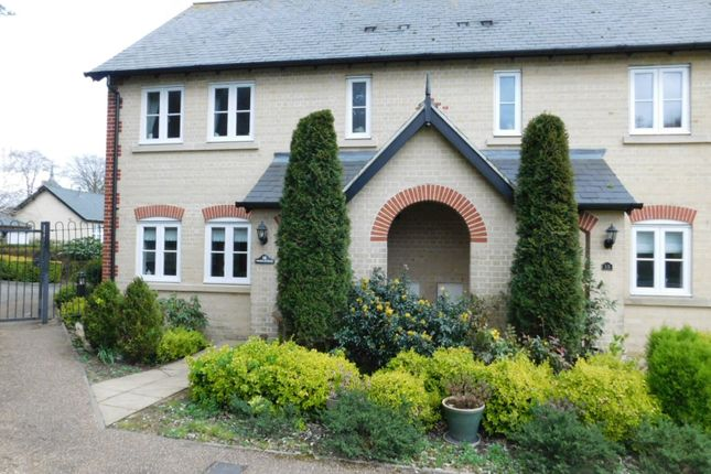 Thumbnail End terrace house for sale in Middlemarch, Fairfield, Hitchin, Herts