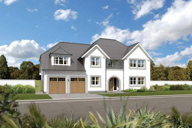 """Thumbnail Property for sale in """"Armstrong"""" at Crathes, Banchory"""