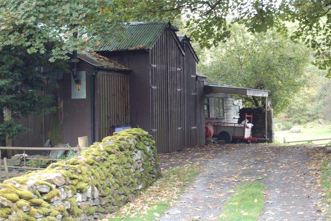 Outbuilding of Bateman Fold House, Crook, Lake District, Cumbria LA8
