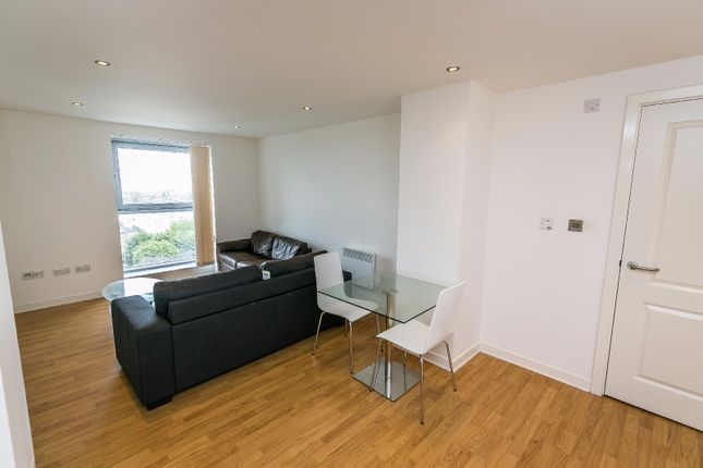 Thumbnail Flat to rent in Heysmoor Heights, 14 Greenheys Road, Sefton Park Area, Merseyside