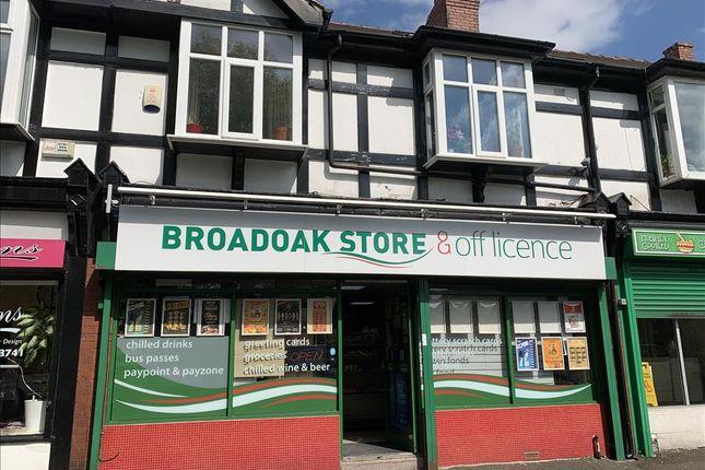 Thumbnail Retail premises for sale in Broadoak Crescent, Ashton-Under-Lyne