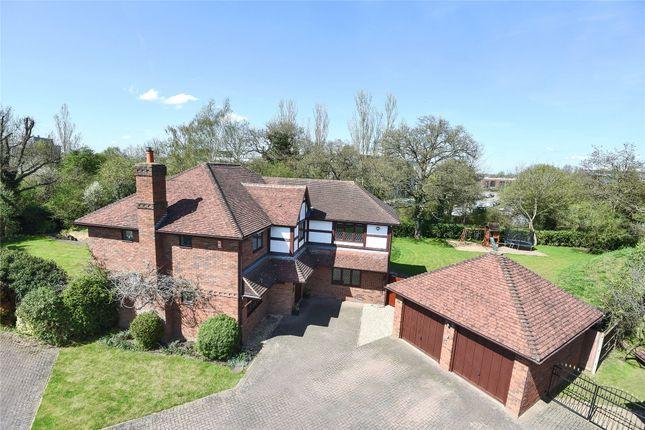 Thumbnail Detached house to rent in Arbor Meadows, Winnersh, Wokingham, Berkshire