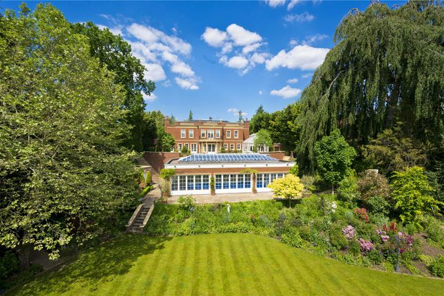Thumbnail Detached house for sale in Hill House Drive, St George's Hill, Weybridge, Surrey