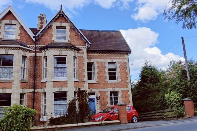 Thumbnail Semi-detached house for sale in Presteigne Road, Knighton