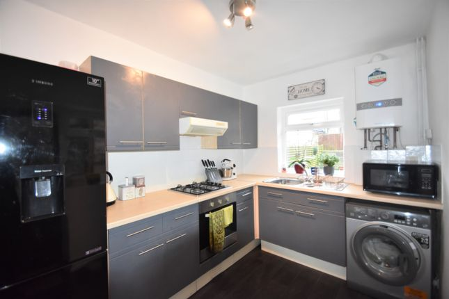Thumbnail Terraced house to rent in Adair Road, Southsea