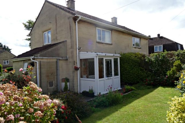 Thumbnail Semi-detached house for sale in Meare Road, Bath
