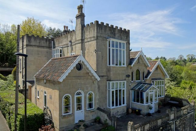 Thumbnail Semi-detached house for sale in The Glen, Entry Hill, Bath