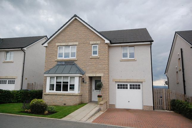 Thumbnail Detached house to rent in Skene Crescent, Westhill, Aberdeenshire