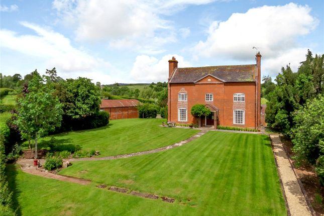 Detached house for sale in Knighton-On-Teme, Tenbury Wells, Worcestershire