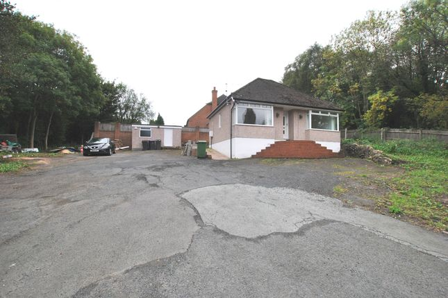 Thumbnail Detached bungalow for sale in Sunnyside Road, Ketley Bank, Telford, Shopshire