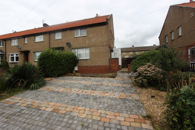 Thumbnail Terraced house for sale in Eden Crest, Gainford, Darlington