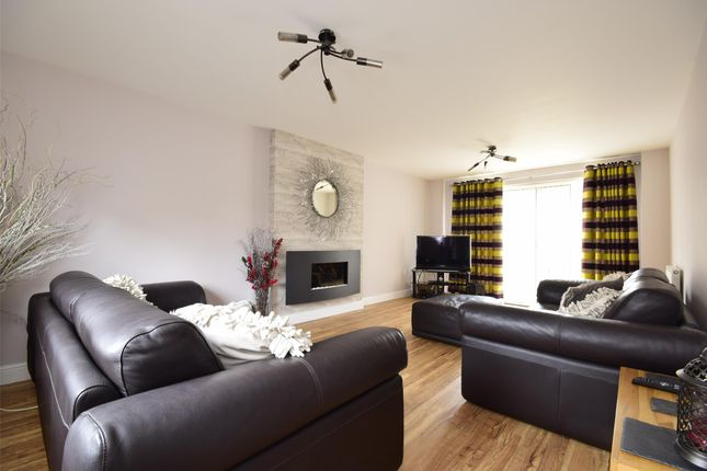 Thumbnail Detached house for sale in Junction Way, Mangotsfield, Bristol
