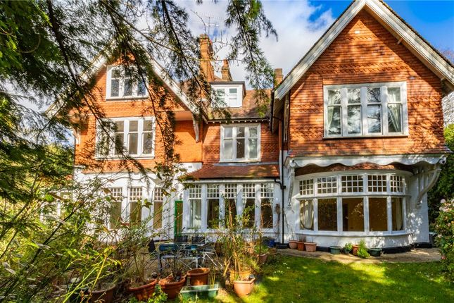 Thumbnail Flat for sale in Church Hill, Camberley, Surrey