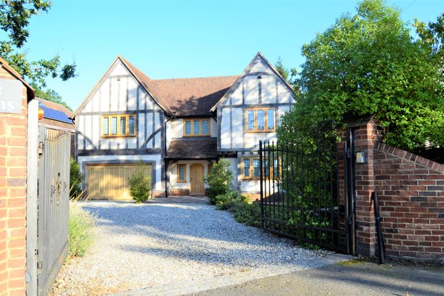 Detached house to rent in Trumpsgreen Road, Virginia Water