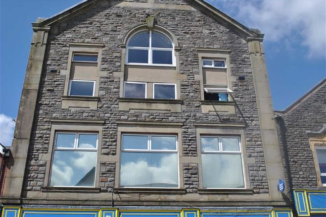 Thumbnail Flat to rent in Hanbury Road, Bargoed