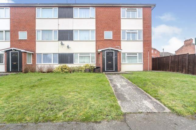 Thumbnail Flat for sale in Fairlawn Close, Leamington Spa, Warwickshire, England