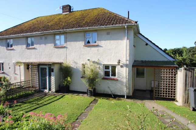 3 bed semi-detached house for sale in Western Way, Salisbury