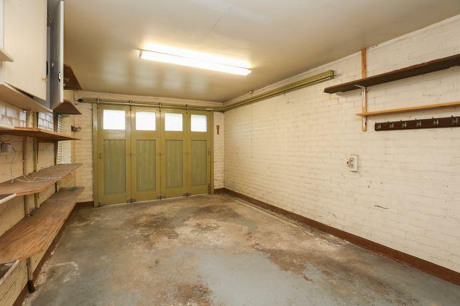 Garage of Hollow Lane, Halfway, Sheffield S20