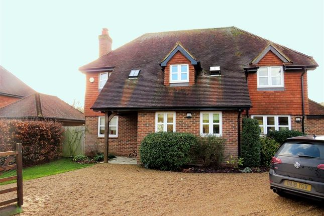 Thumbnail Detached house to rent in Hazelden Place, East Grinstead