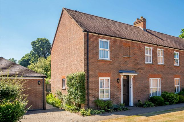 Thumbnail End terrace house for sale in Seymour Place, Odiham, Hampshire