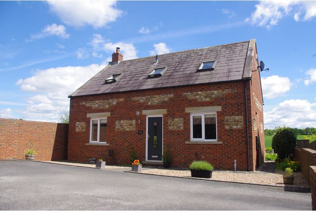 Thumbnail Detached house for sale in Moor Lane, Knaresborough