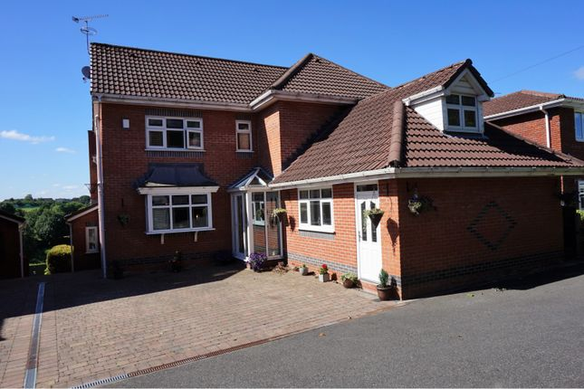 Thumbnail Detached house for sale in Brook Lane, Bury