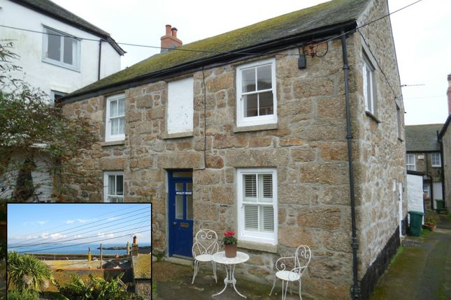 Thumbnail Flat for sale in Wesley Square, Mousehole, Penzance