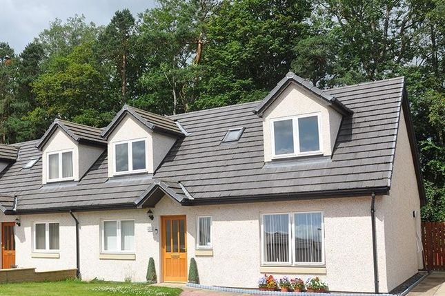 Thumbnail Semi-detached house for sale in The Mowbray, North Broomlands, Kelso