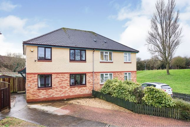 4 bed semi-detached house for sale in Kingsley Road, Chippenham SN14
