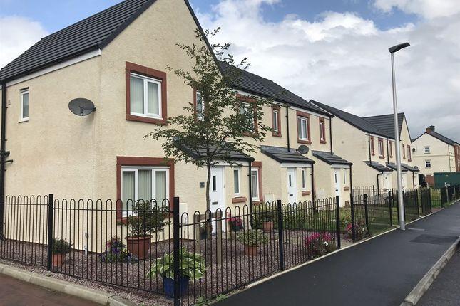 "Thumbnail Semi-detached house for sale in ""Hanbury "" at Admiral Way, Carlisle"
