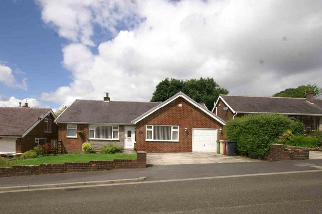 Thumbnail Detached bungalow to rent in Moss Drive, Horwich, Bolton