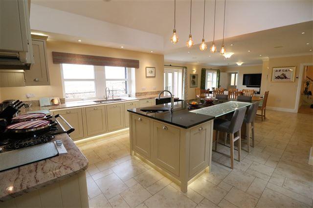 Kitchen of 14 Scotby Village, Scotby, Carlisle, Cumbria CA4