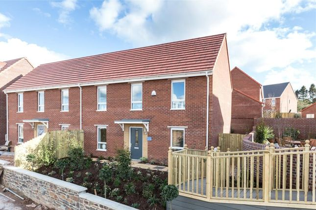 Thumbnail Detached house for sale in Tithe Barn Link Road, Monkerton, Exeter